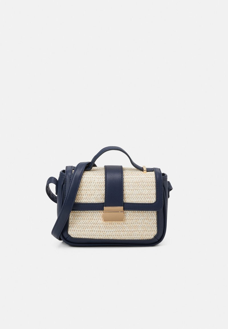 Anna Field - Across body bag - dark blue