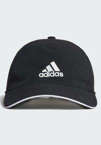 adidas Performance - AEROREADY BASEBALL CAP - Keps - black - 2