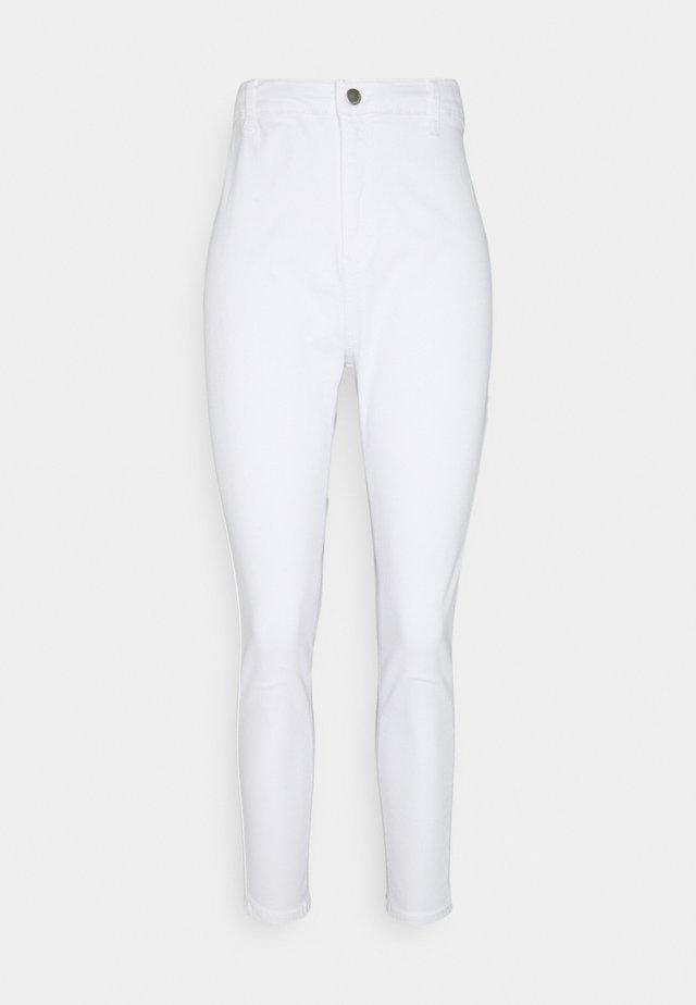 JONI  - Jeansy Skinny Fit - white