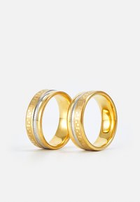River Island - 2 PACK - Ring - gold-coloured - 2