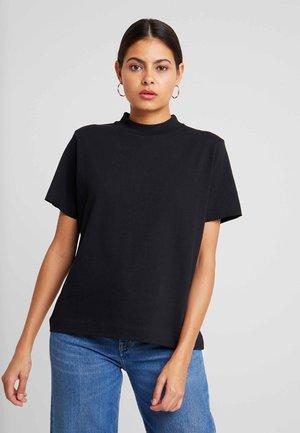 CAMINA TEE - Basic T-shirt - black
