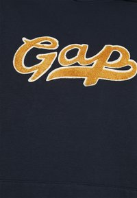 GAP - SCRIPT - Collegepaita - tapestry navy - 4