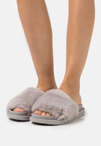 River Island - Slippers - grey - 0