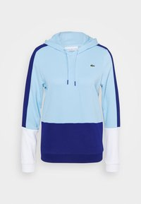 Lacoste Sport - SF2132 - Hoodie - overview/cosmic/white - 4
