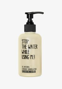 STOP THE WATER WHILE USING ME! - SHAMPOO - Shampoing - lavender sandalwood regenerating - 0