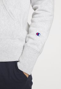 Champion Reverse Weave - HOODED  - Hoodie - light grey - 5