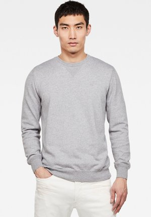 PREMIUM BASIC - Jumper - grey htr