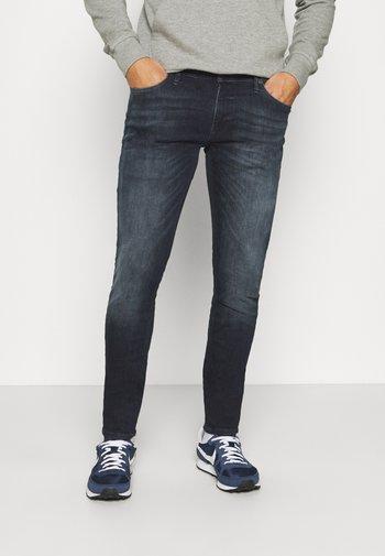 JJILIAM JJORIGINAL - Jeans slim fit - black denim