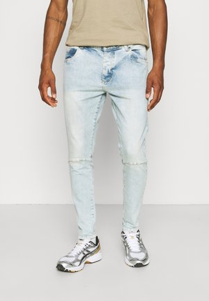 SURF - Zúžené džíny - light blue