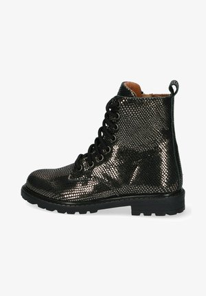 Becky - Veterboots - silver