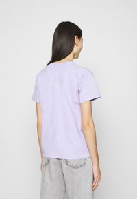 Obey Clothing - NEW - Print T-shirt - periwinkle - 2