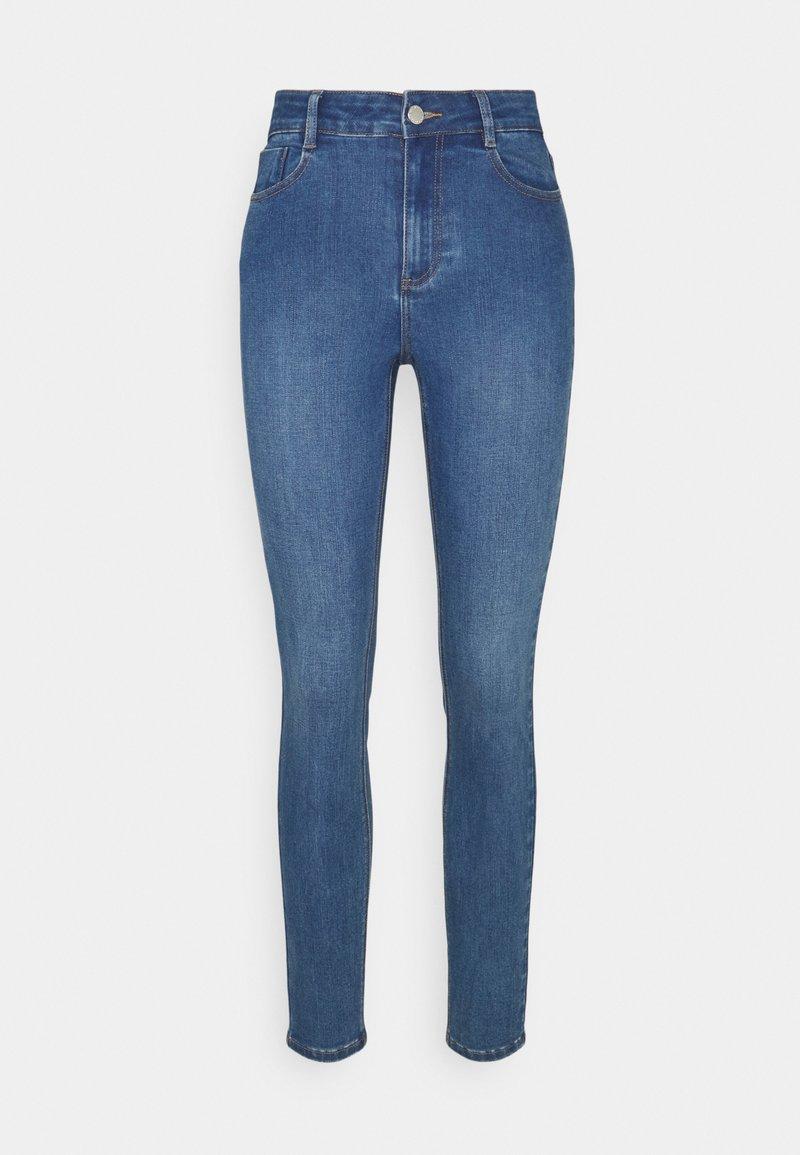 Morgan - PAM - Jeans Skinny Fit - jean stone