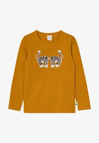 Fred's World by GREEN COTTON - TIGER  - Long sleeved top - curry - 3