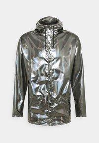 Rains - JACKET UNISEX - Waterproof jacket - holographic steel - 0