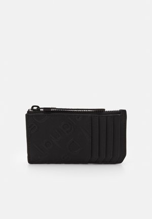 MONE COLORAMA CARD ZIP - Wallet - nero