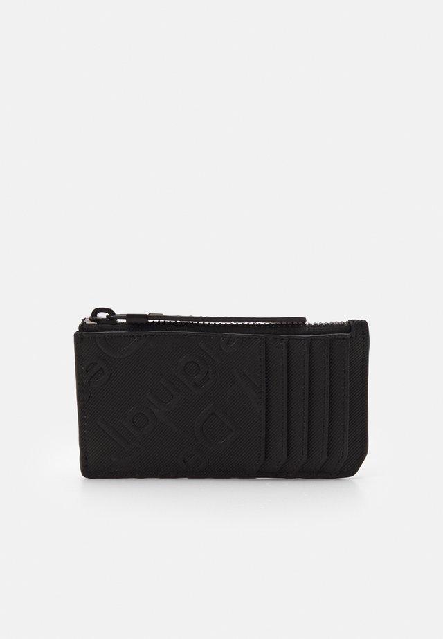 MONE COLORAMA CARD ZIP - Wallet - nero
