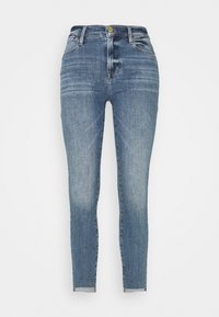 Frame Denim - LE HIGH RAW STAGGER - Jeans Skinny Fit - westway - 4