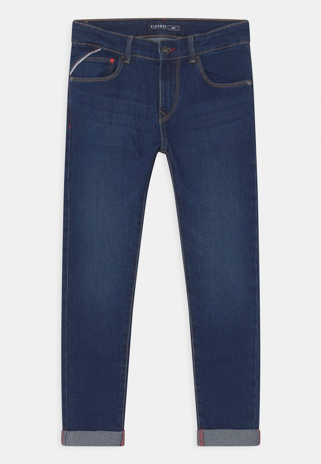 JOHN - Jeans slim fit - dark blue