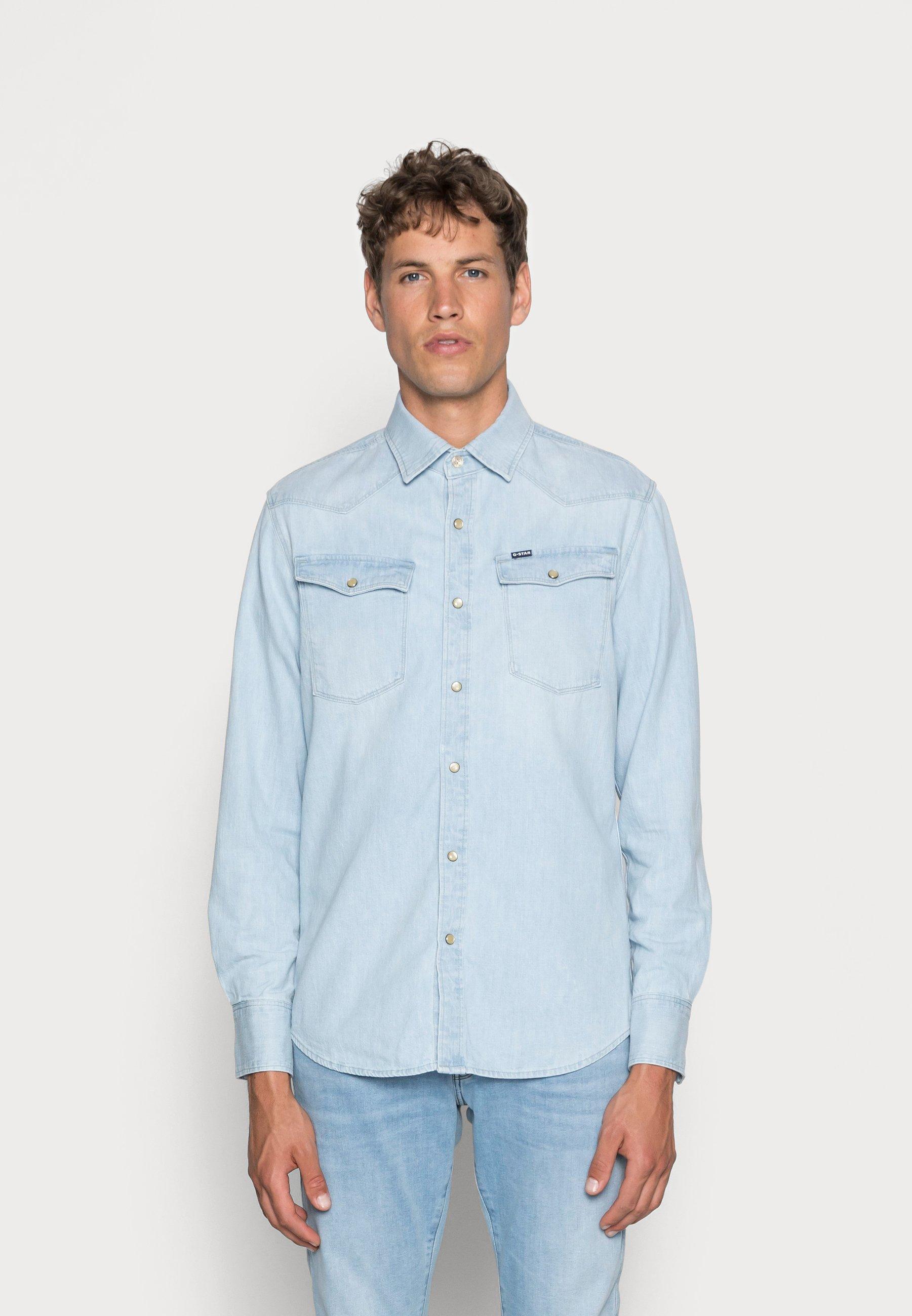 Uomo 3301 SLIM - Camicia