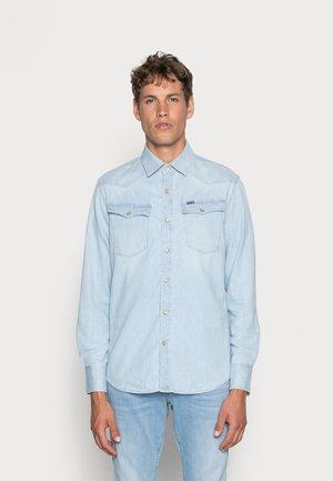 3301 SLIM - Shirt - light aged