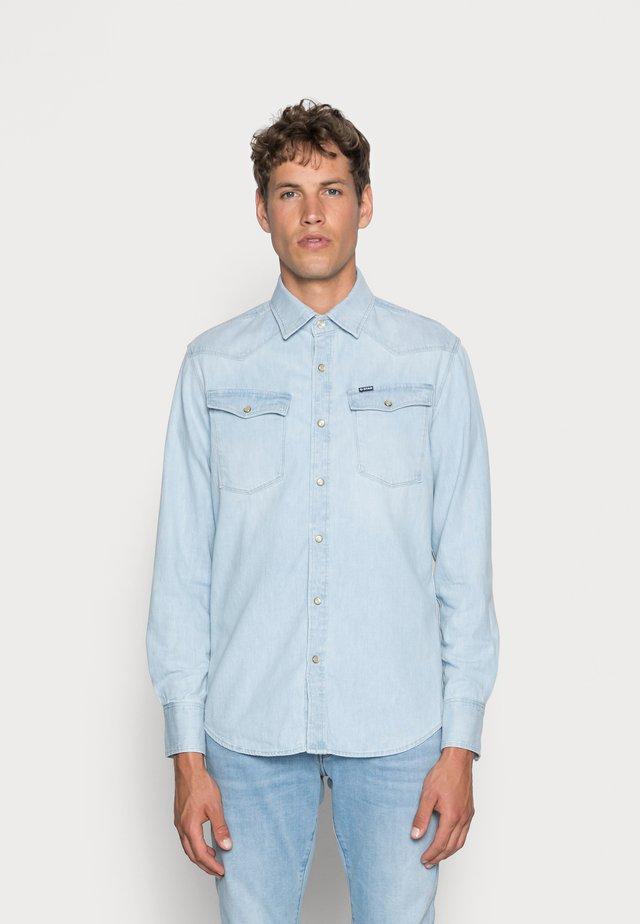 3301 SLIM - Overhemd - light aged