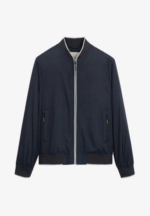 JON - Bomber Jacket - dunkles marineblau
