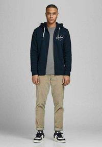 Jack & Jones - Bluza rozpinana - navy blazer - 1