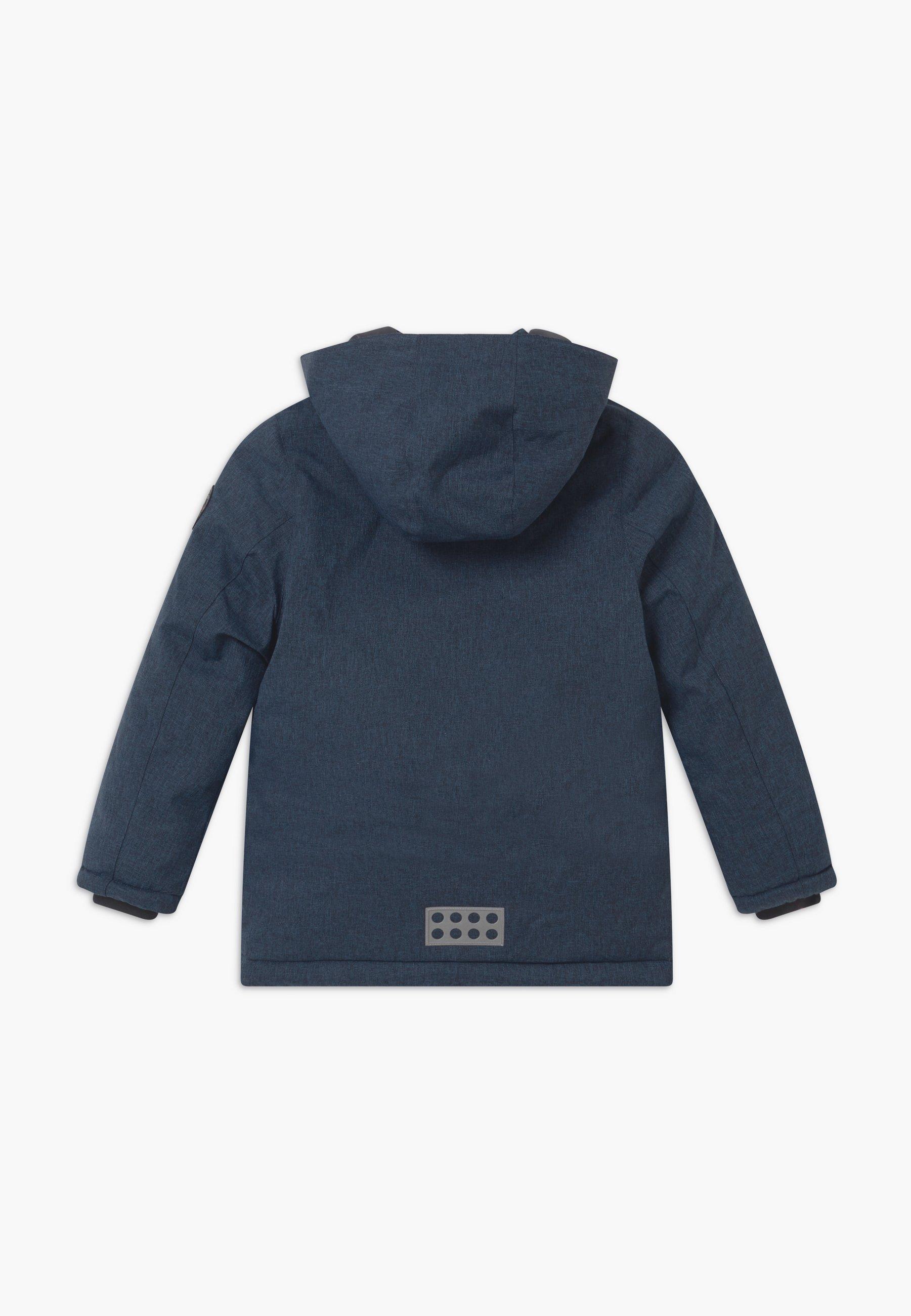Limited Wholesale LEGO Wear JOSHUA - Winter coat - dark blue   kids's clothing 2020 CqiCf
