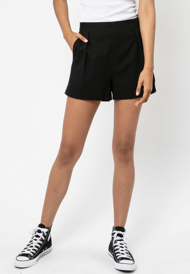 ISLAND - Shorts - jet black