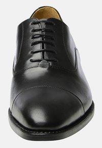 SHOEPASSION - NO. 556 - Smart lace-ups - black - 5