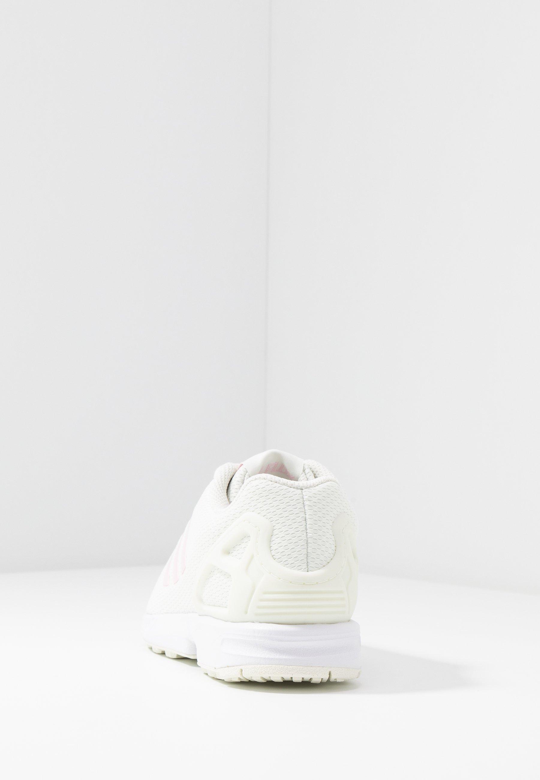 adidas Originals ZX FLUX Sneaker low whiteclear pink