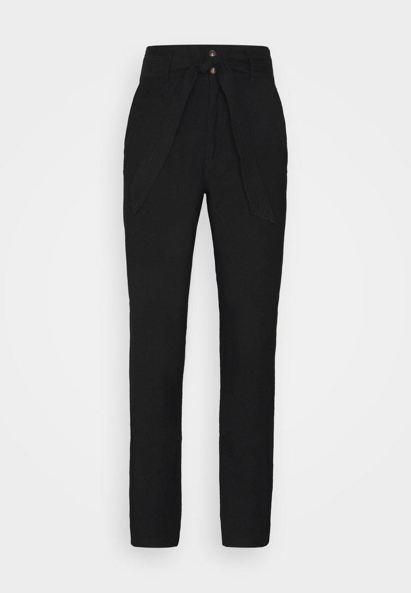 JDY - JDYAYA PANT  - Trousers - black