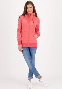 alife & kickin - VIVIANAK - Zip-up hoodie - candy - 1