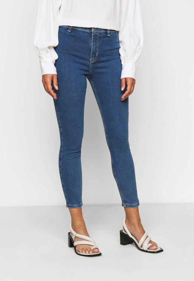 JONI CLEAN - Jeans Skinny Fit - blue denim