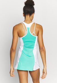 Mizuno - PRINTED DRESS - Jersey dress - atlantis - 2