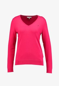 Tommy Hilfiger - Sweter - bright jewel - 3