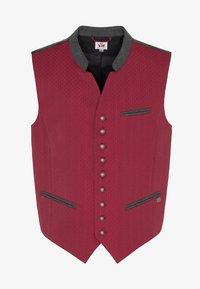 Spieth & Wensky - MAXDORF - Waistcoat - red - 4