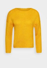 ONLLEXI  - Jumper - golden yellow