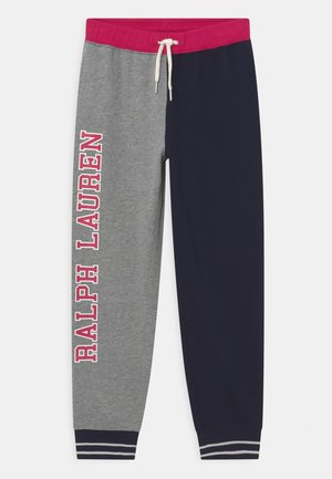 PANT ATHLETIC - Tracksuit bottoms - hunter navy