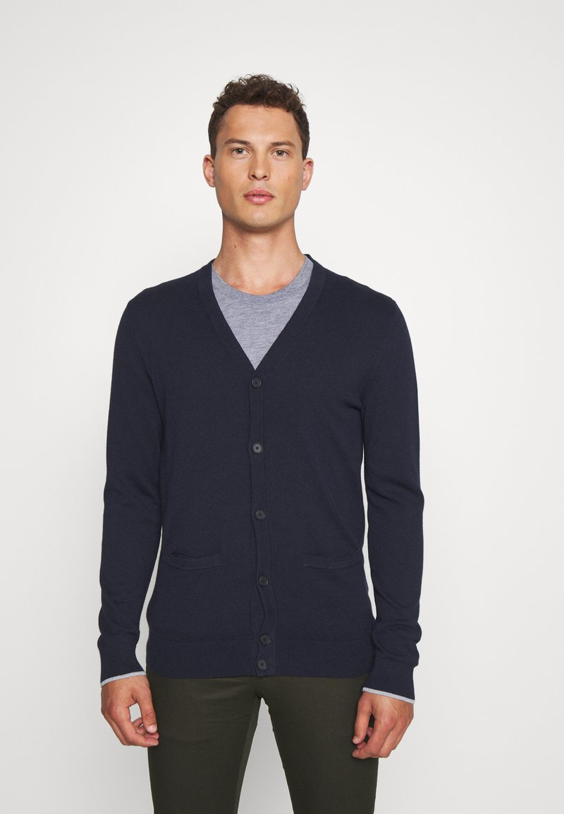 Tommy Hilfiger Tailored - Cardigan - blue