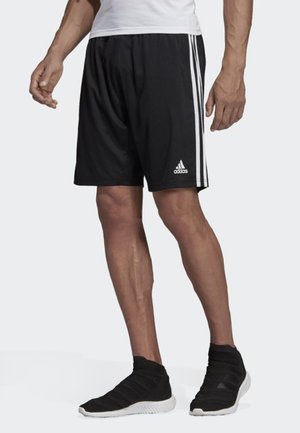Tiro 19 Training Shorts - kurze Sporthose - black