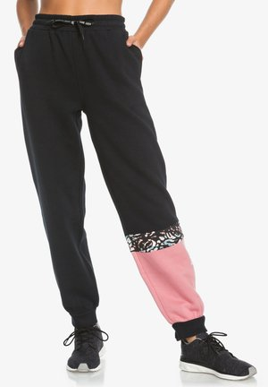 MODERN TALE  - Tracksuit bottoms - anthracite