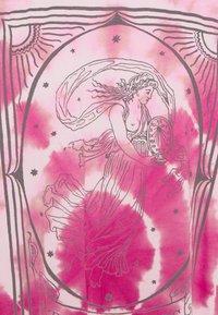 NEW girl ORDER - OPERA LADY TIE DYE TEE - Camiseta de manga larga - pink - 2