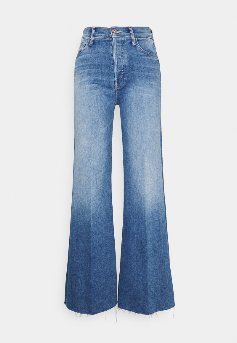Mother - THE TOMCAT ROLLER FRAY - Flared Jeans - a groovy kind of lov