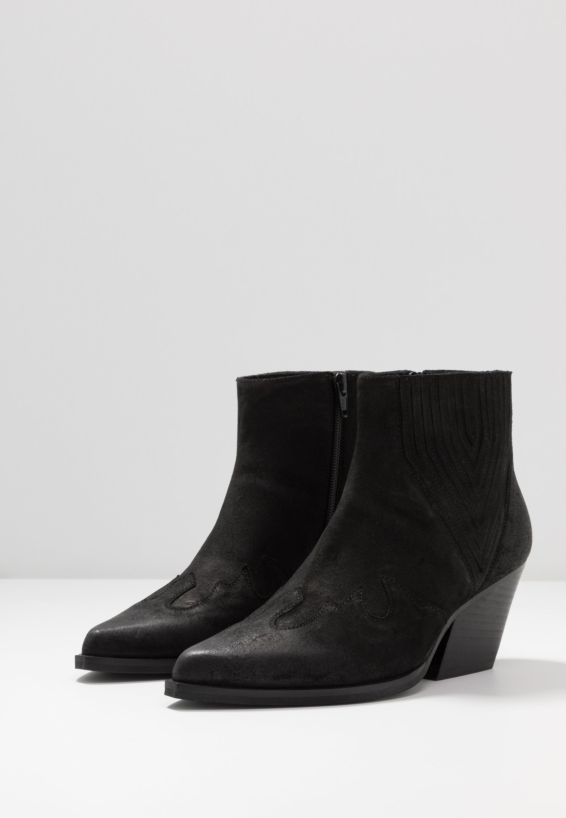 Steven New York SIERPA Ankle Boot black/schwarz