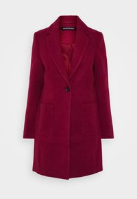 Even&Odd - Cappotto classico - dark red - 3