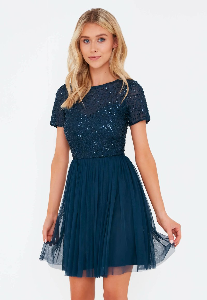 BEAUUT - LAUREN  - Cocktail dress / Party dress - navy