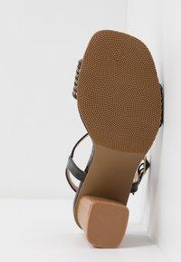 Divine Factory - High heeled sandals - noir - 6