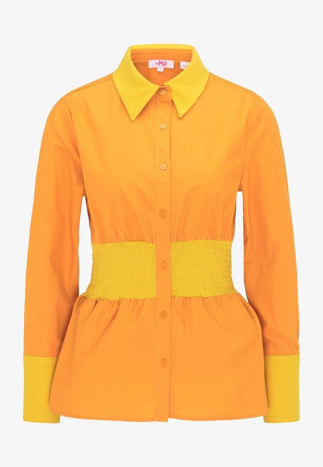 Skjortebluser - dirty orange