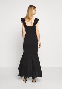 WAL G. - LAYERED HEM LONG DRESS - Occasion wear - black - 2
